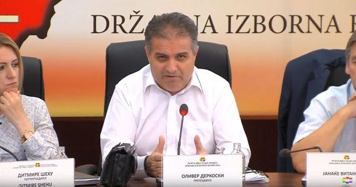 Оливер Деркоски