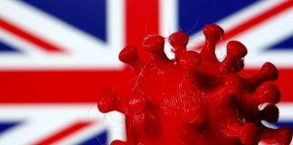 коронавирус Велика Британија